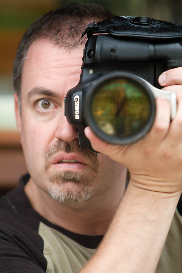 Portrait of Kris Saelen