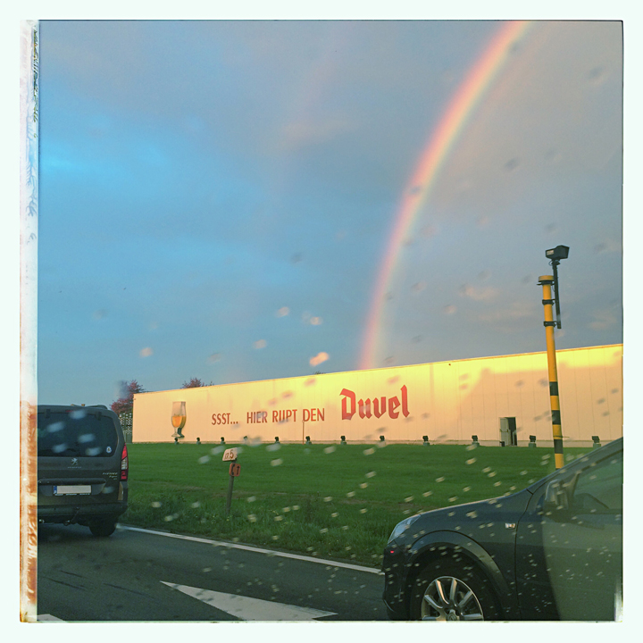 Duvel over the Rainbow