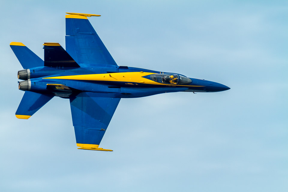 Blue Angels F/A-18