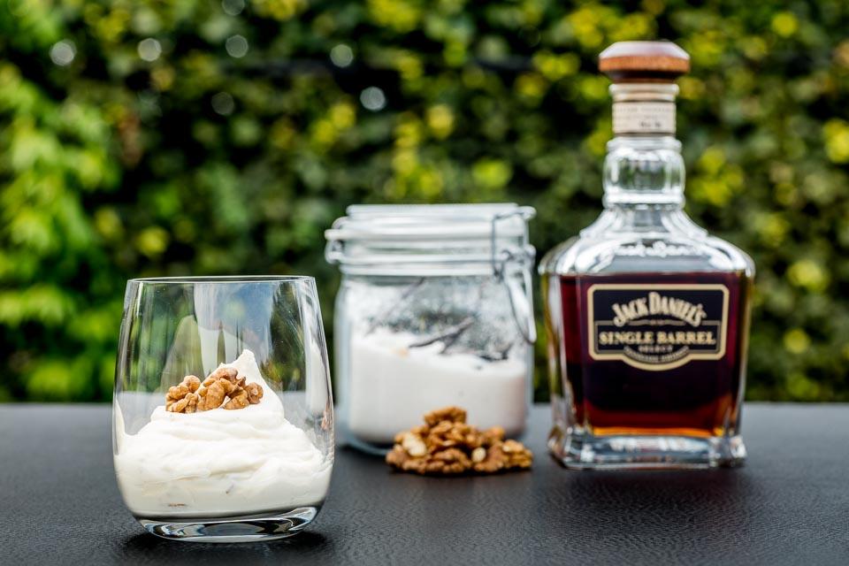 Mascarpone & Jack Daniel's