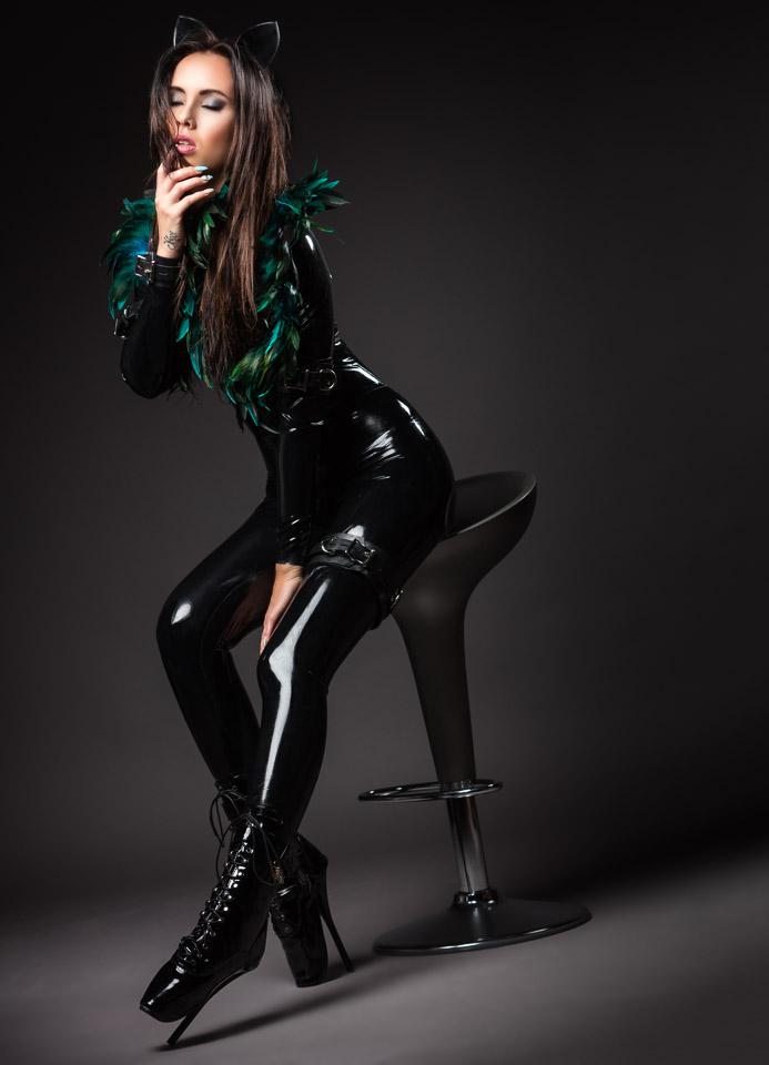 Jolien is Catwoman