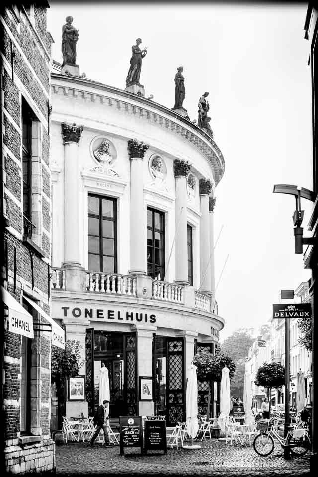 Bourla Schouwburg in Antwerp