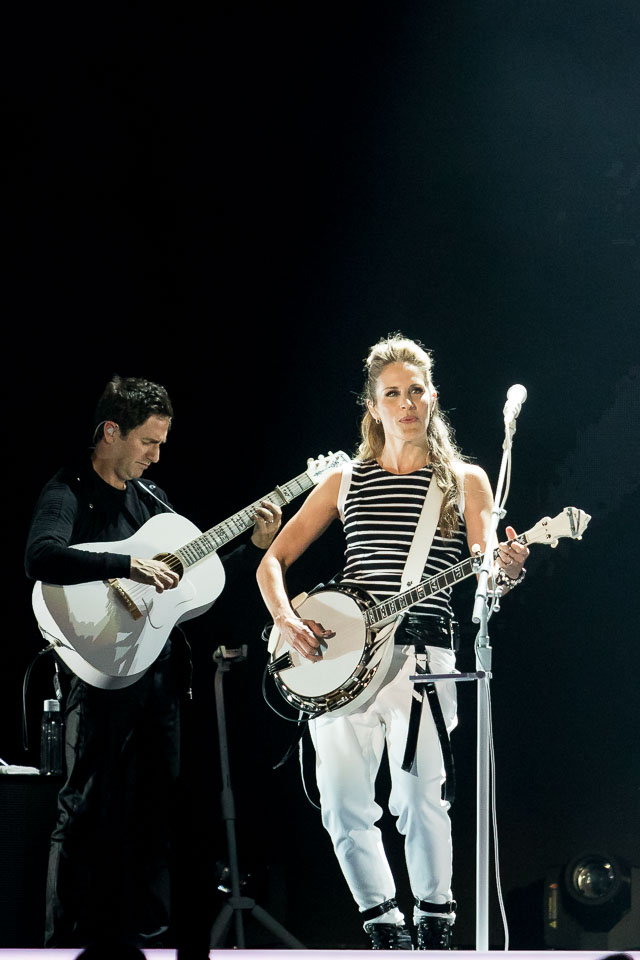 Dixie Chicks MMXVI Tour Antwerp