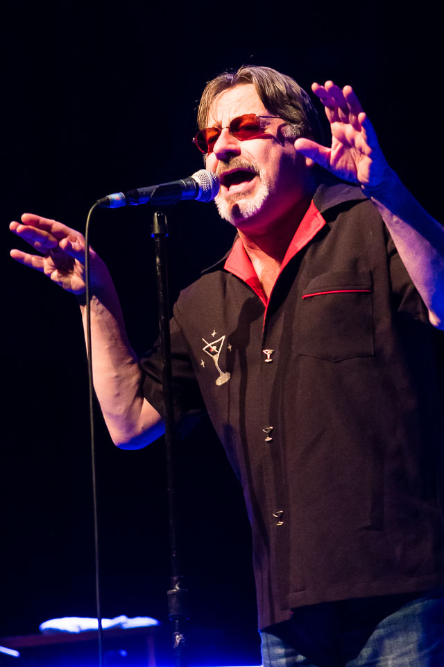 Southside Johnny & The Asbury Dukes at Het Depot Leuven