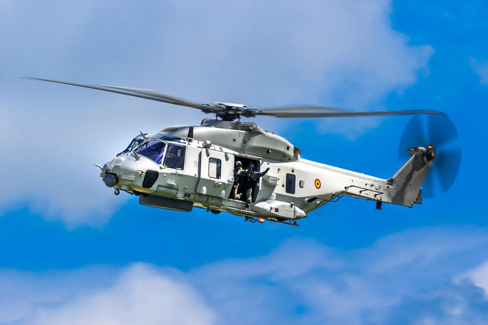 Belgian Air Force NHIndustries NH90