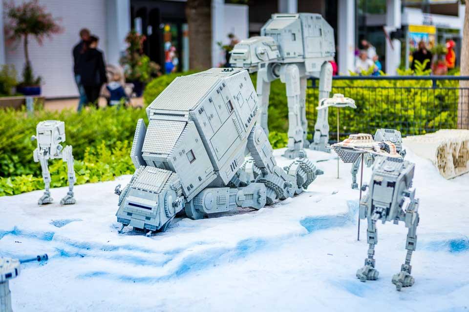 Star Wars at Legoland Danmark