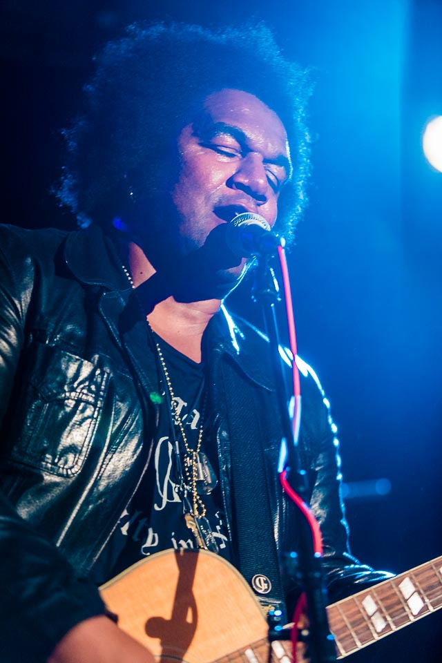 Jeffrey Gaines at LoD Belgium