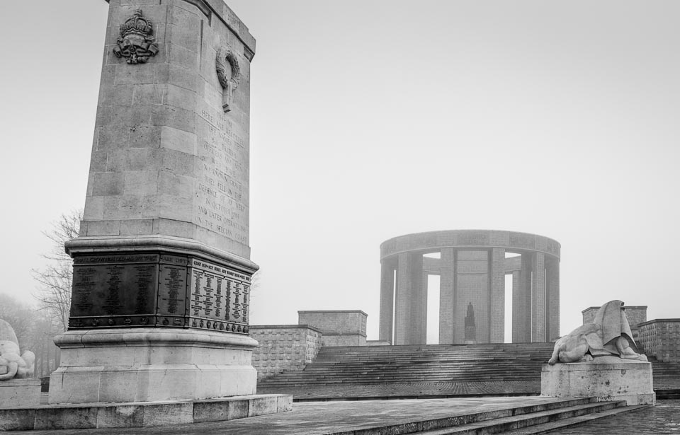 King Albert I Memorial in Nieuwpoort