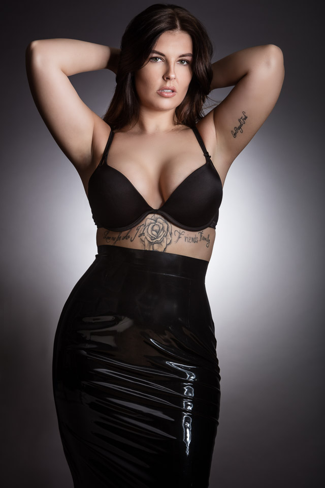 Curves, Tattoos and Latex