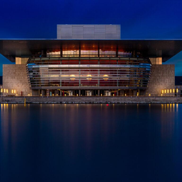 Opera House, Copenhagen, Danmark