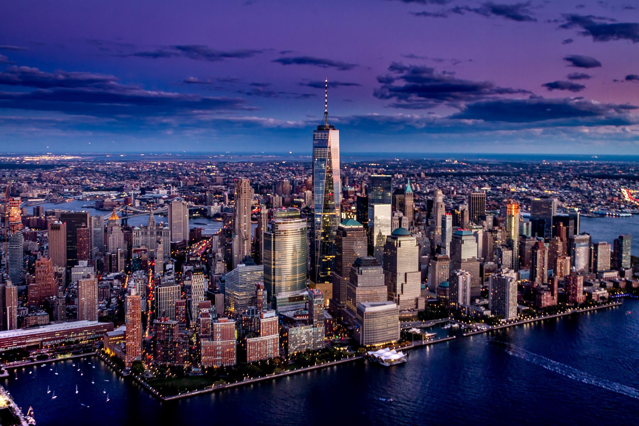 1 World Tade Center, New York, NY, USA