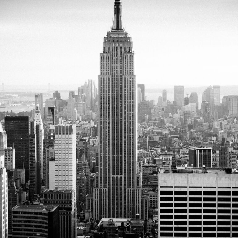 Empire State Building, New York, NY, USA