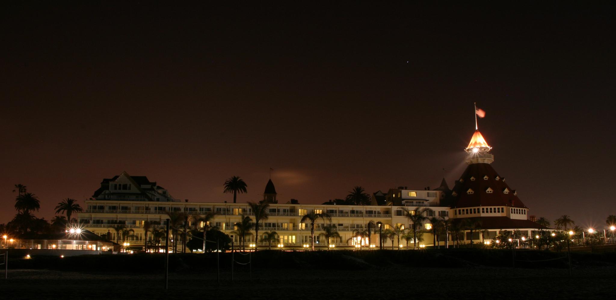 Hotel Coronado, San Diego, CA, USA