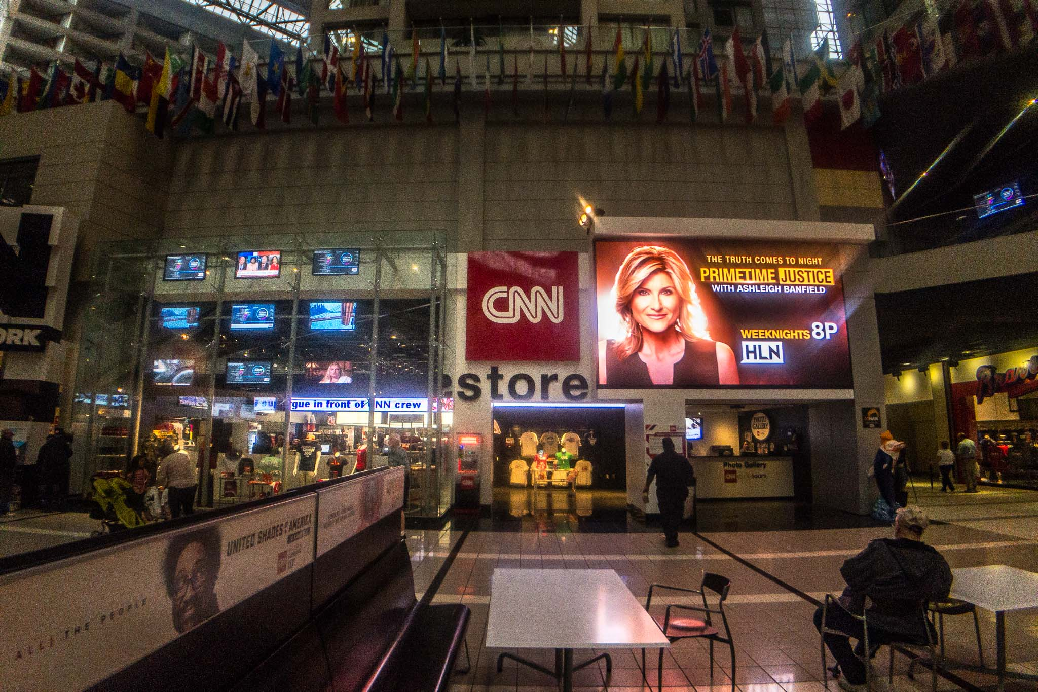 CNN Worldwide Headquarters in Atlanta, GA