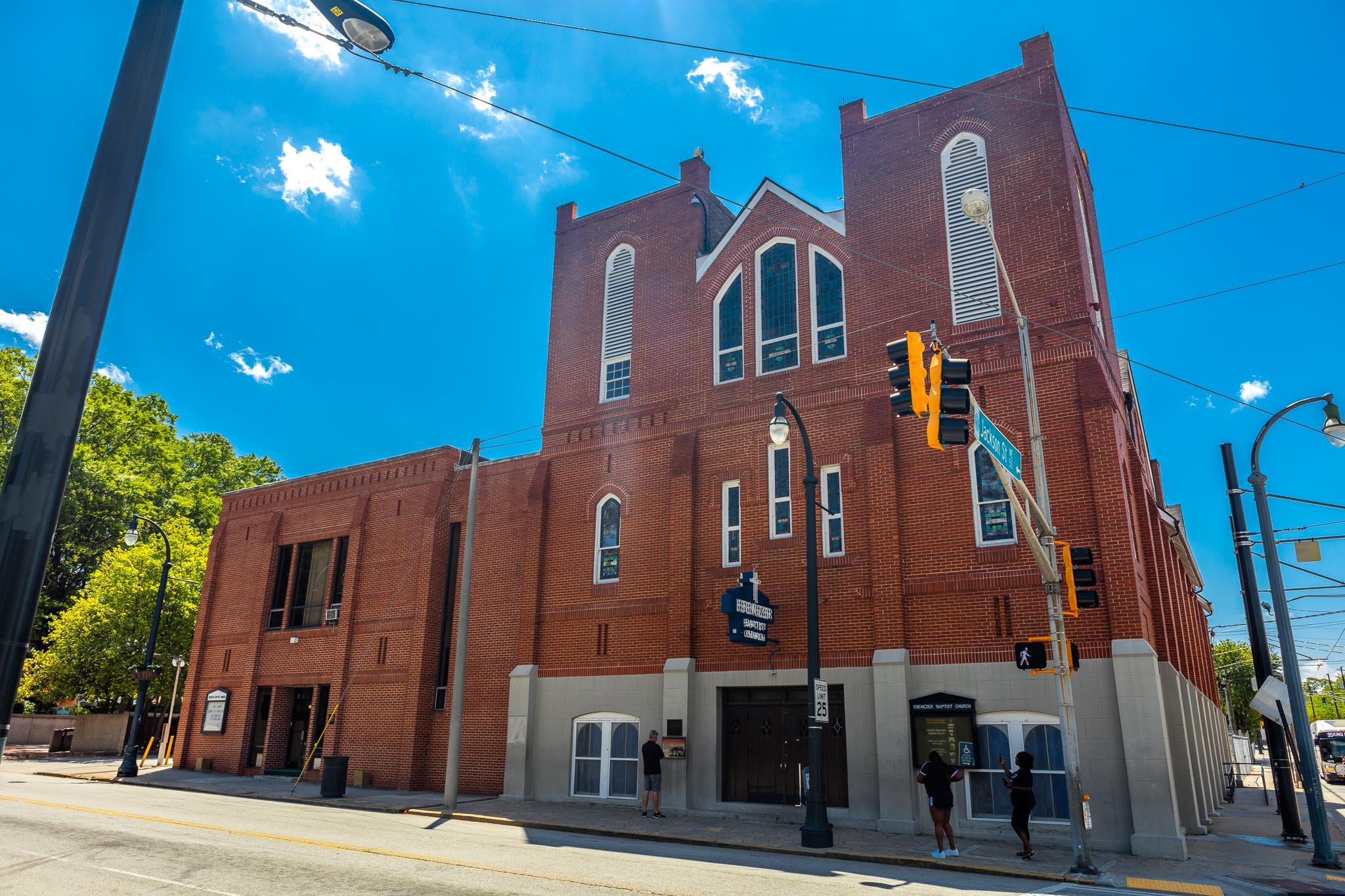 Ebenezer Baptist Church in Atlanta, GA