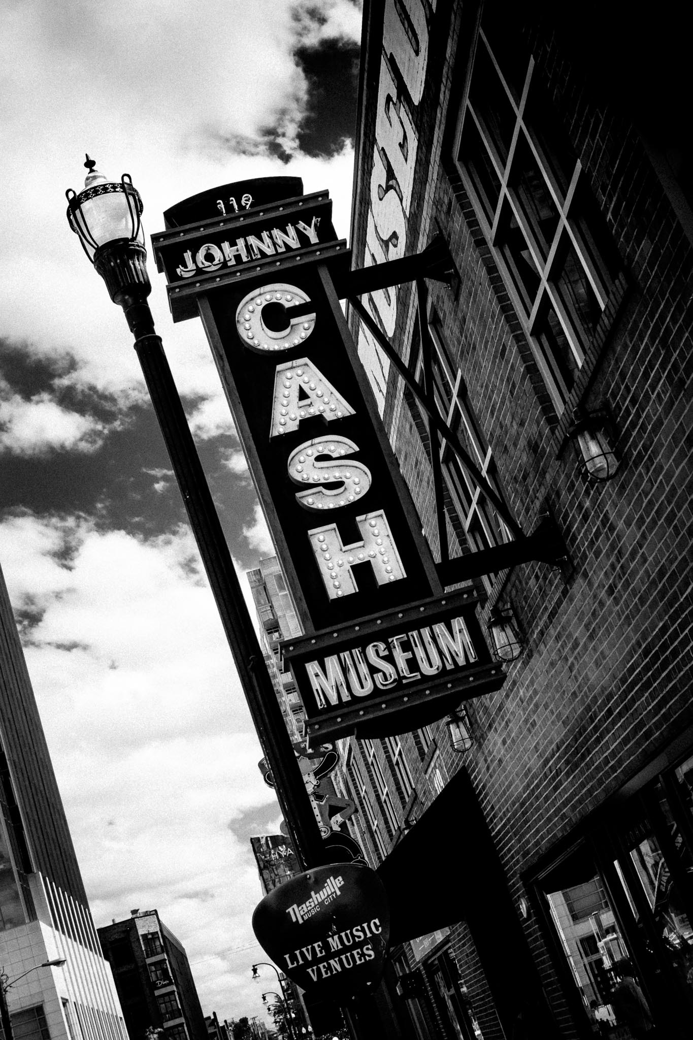 The Johnny Cash Museum in Nashville