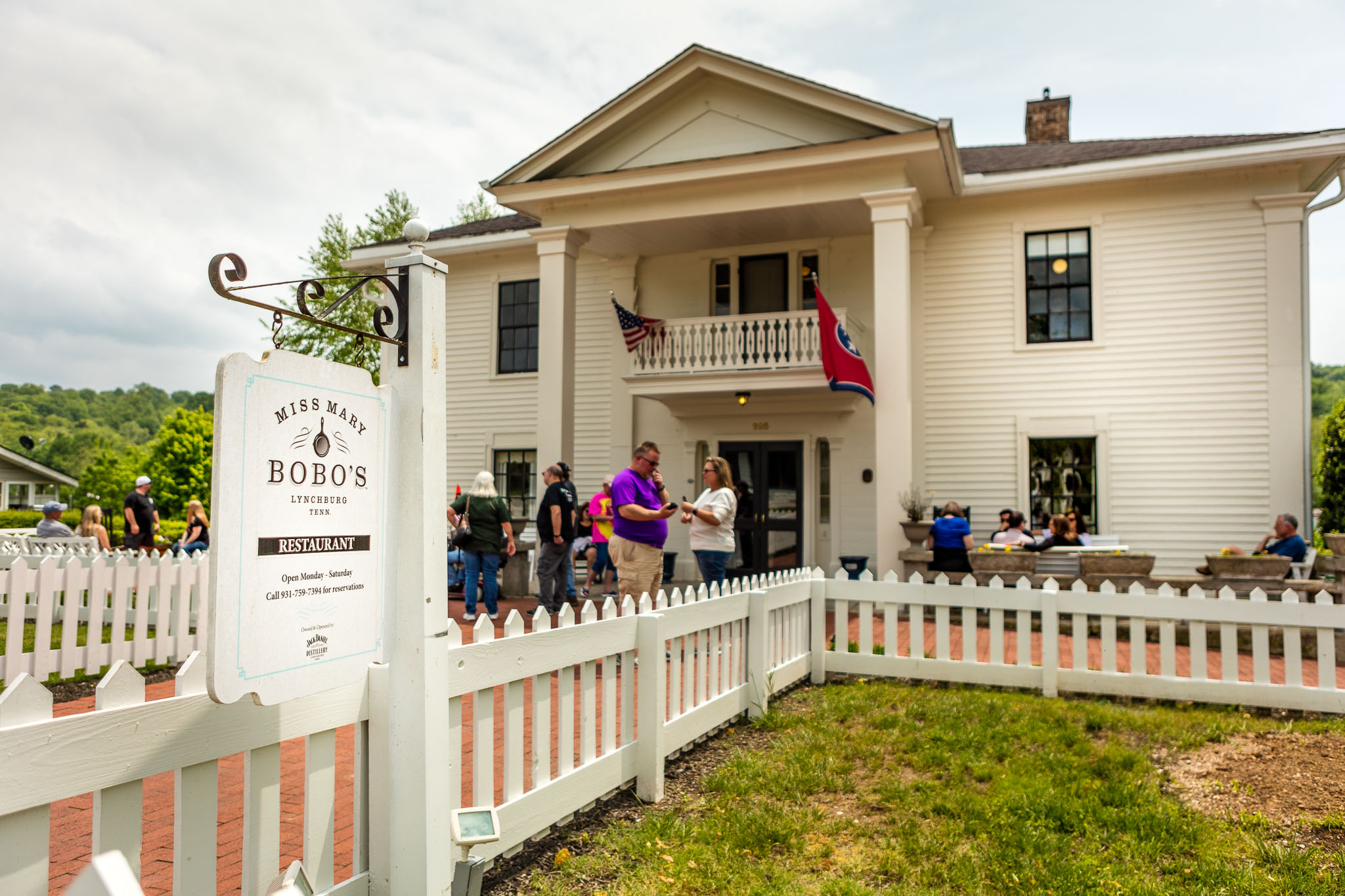 Miss Mary Bobo's Restaurant in Lynchburg, TN