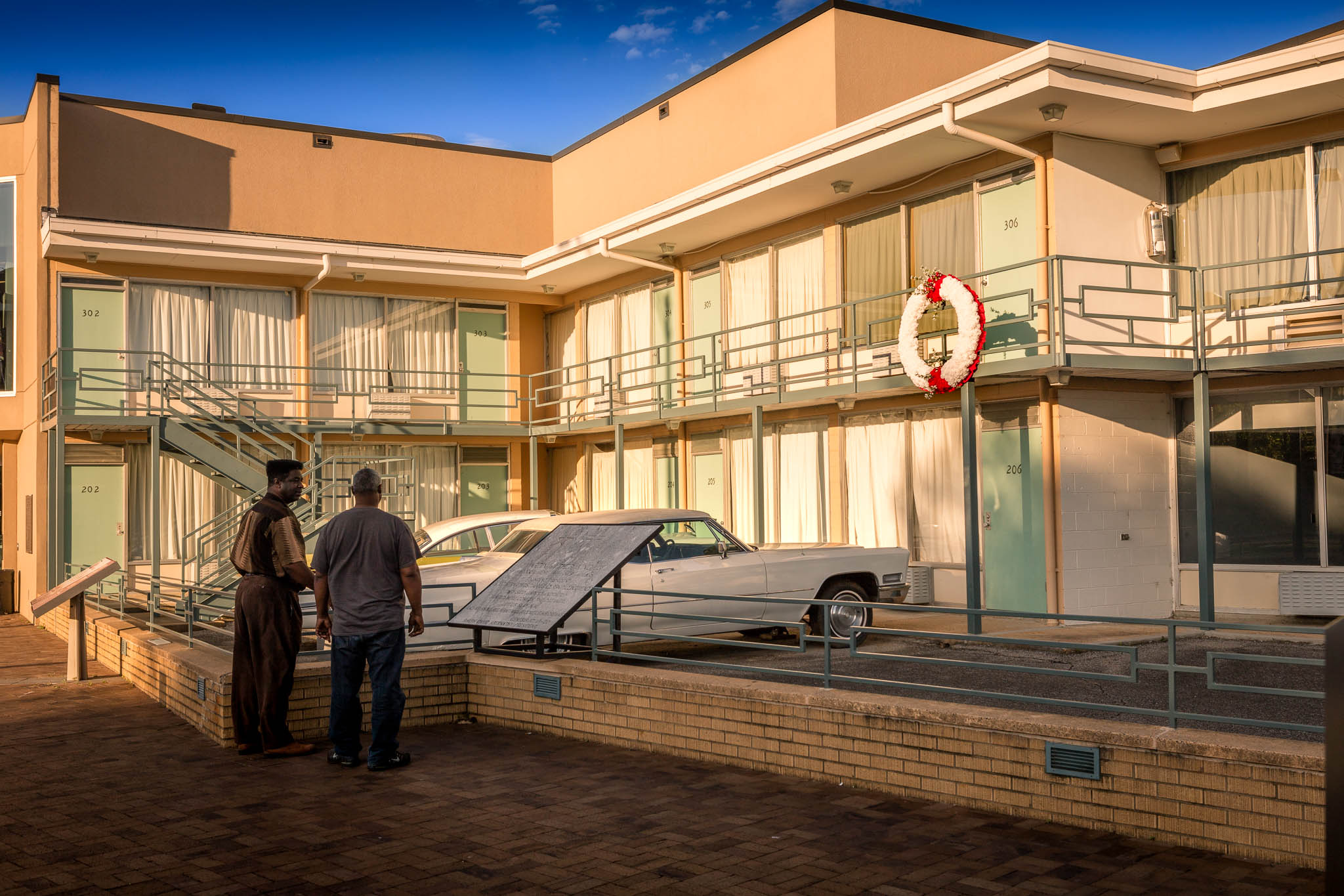 Lorraine Motel in Memphis, TN