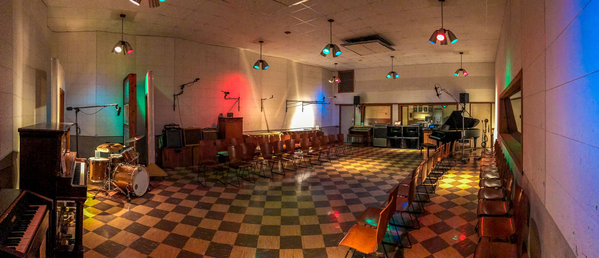 RCA Victor Studio B in Nashville, TN