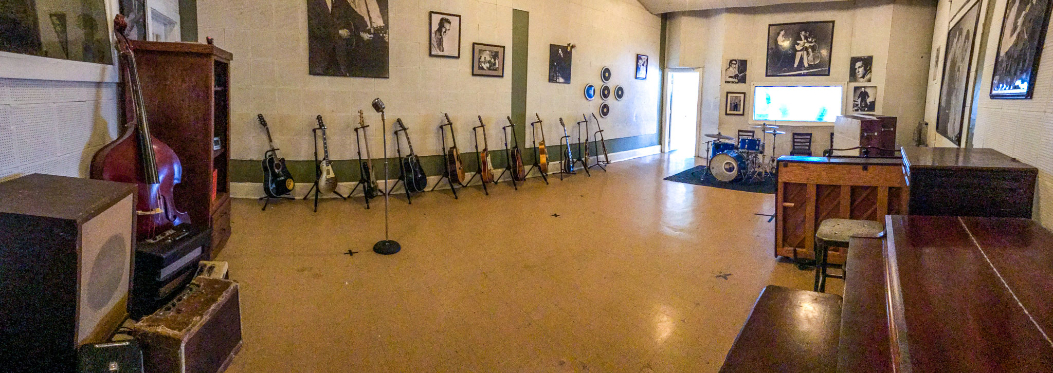 Sun Studio in Memphis, TN