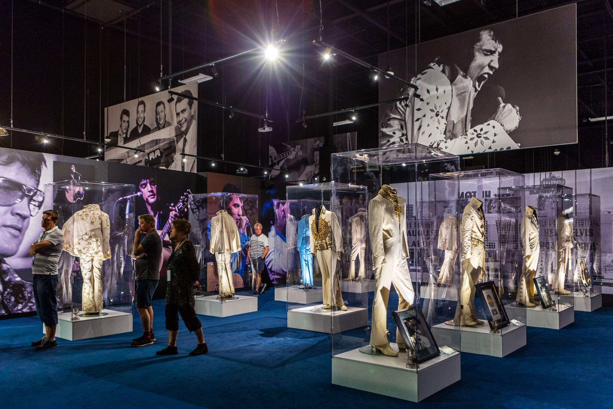 Elvis Presley's Stage Costumes