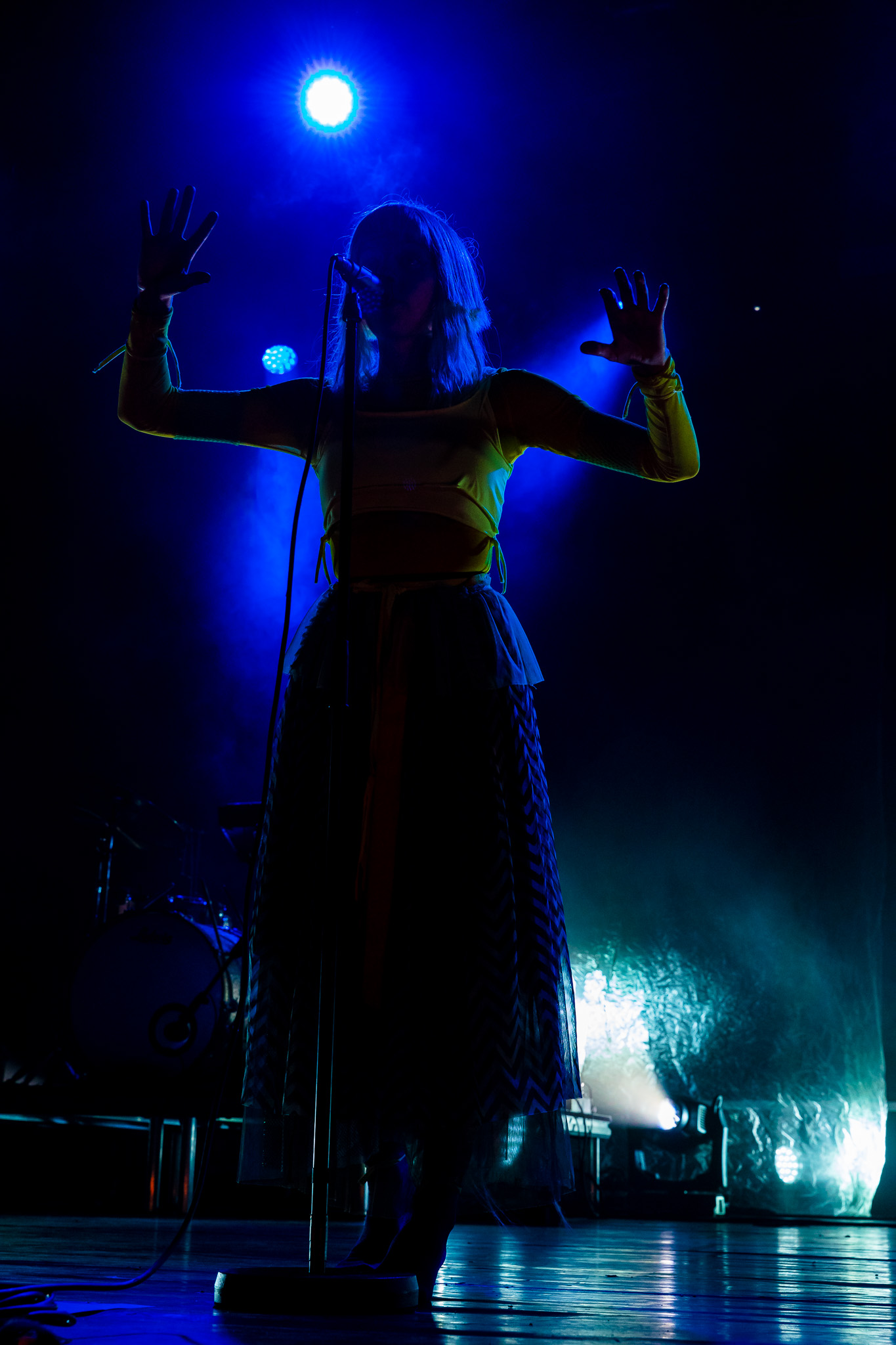 Aurora at Trix in Antwerp, Belgium