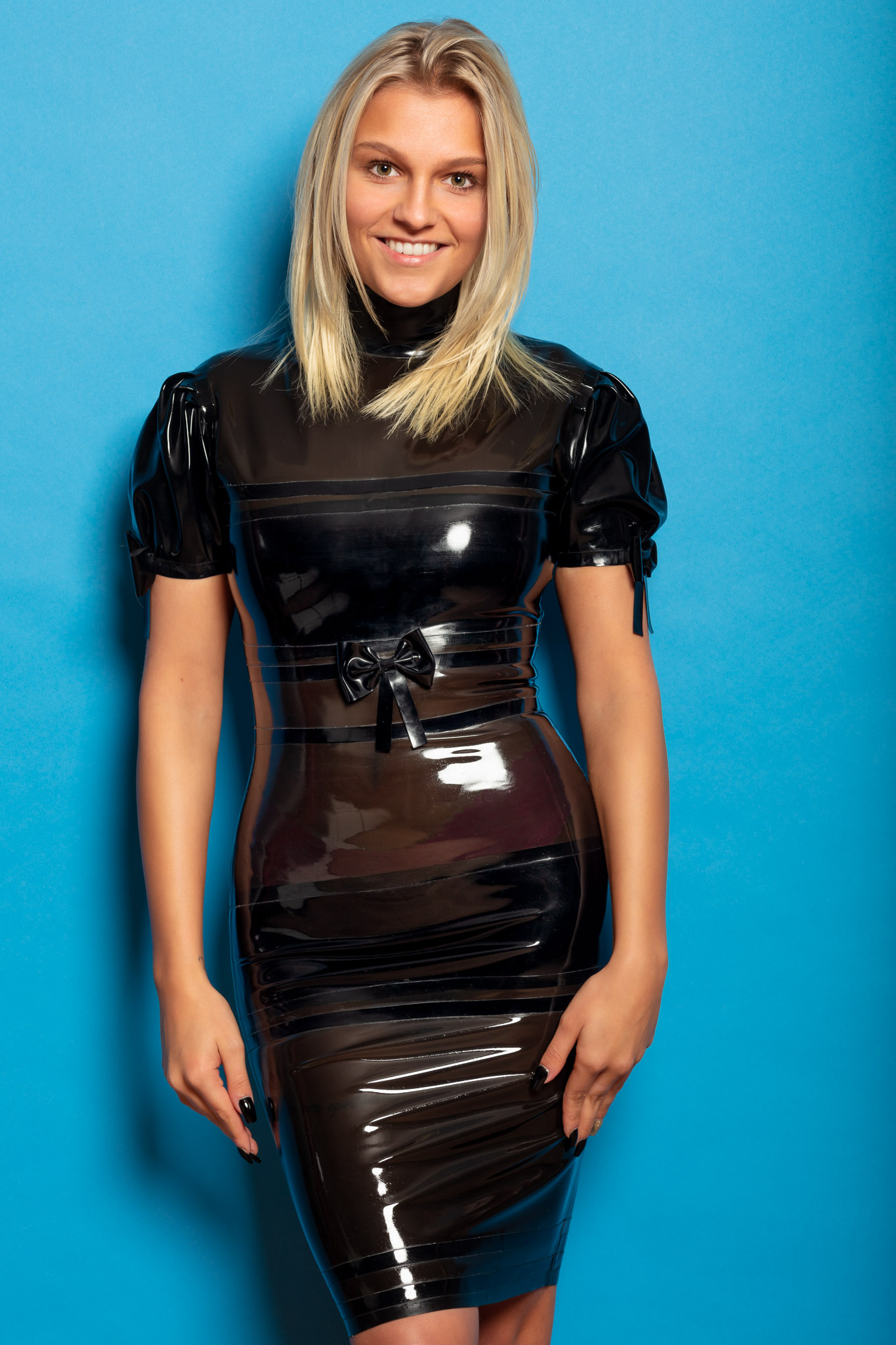 New Face Pakitha in Latex