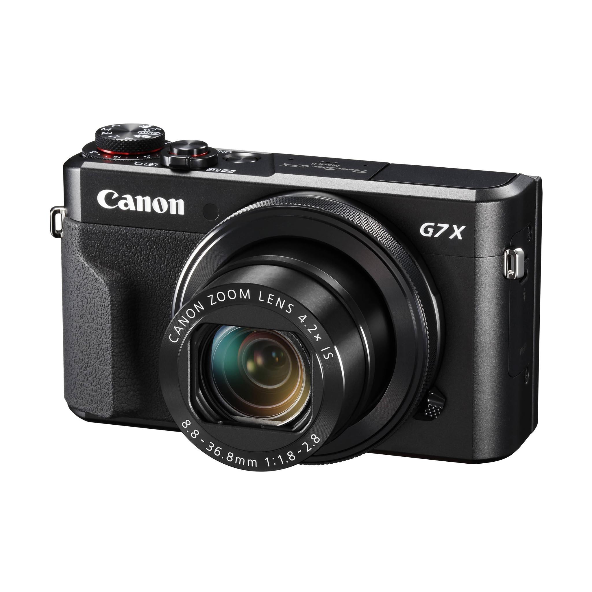 Canon PowerShot G7X mkII
