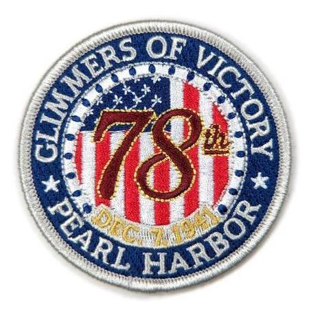 Pearl Harbor 78th Anniversary Memorial