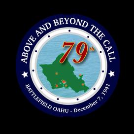 Pearl Harbor 79th Anniversary