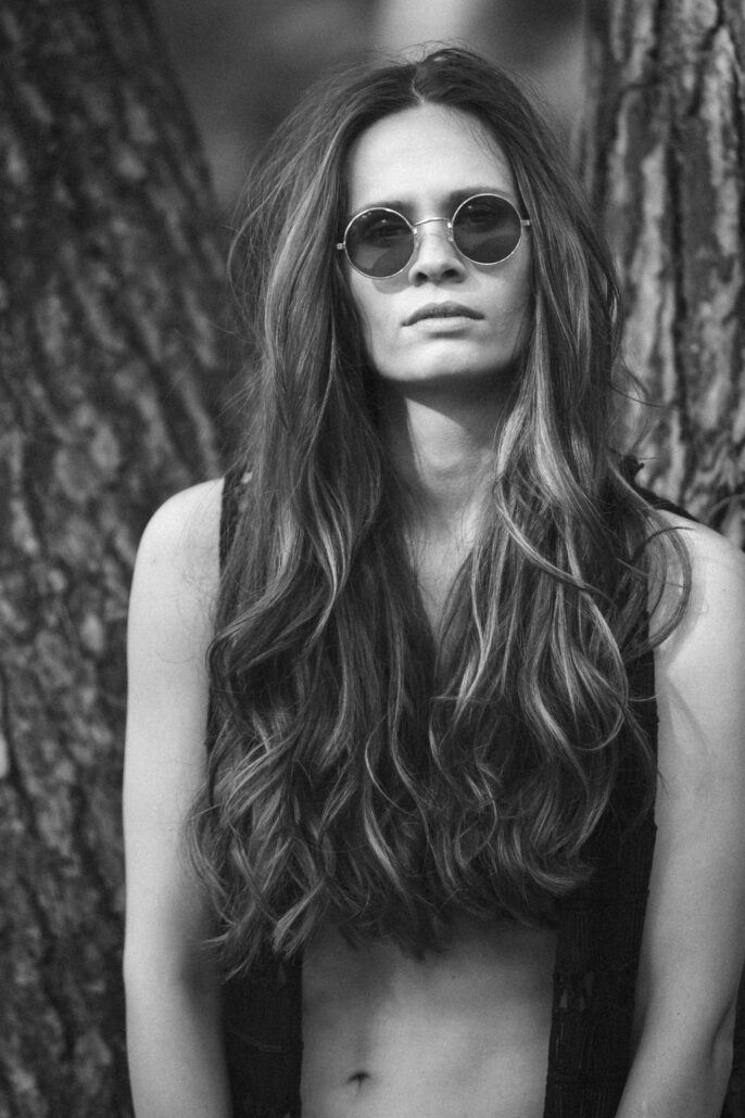 Bohemian Shoot with Model Syri