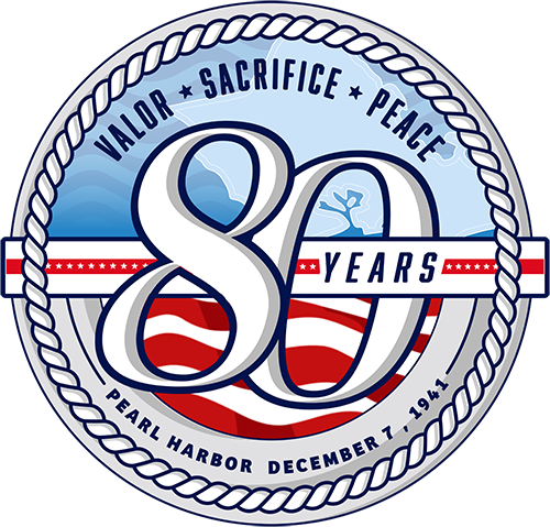 Pearl Harbor 80th Anniversary